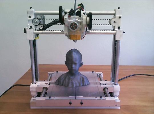 Сделать 3d принтер самому