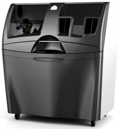 Создан 3-D принтер, сканер, экструдер в одном корпусе