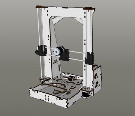 Что будет, если вы задумаете собрать 3D принтер своими руками